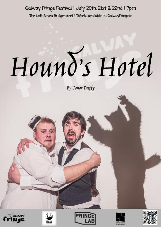 Hound's Hotel Poster