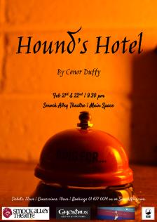 Poster Hound's Hotel