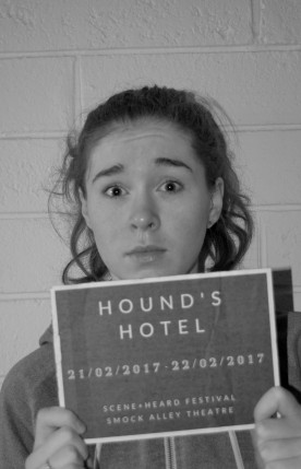 LEANNE MUGHSHOT HOUND'S HOTEL
