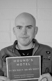 KEVIN MUGHSHOT HOUND'S HOTEL