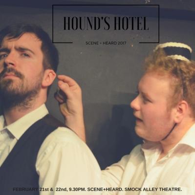 Hound's Hotel Promo 4